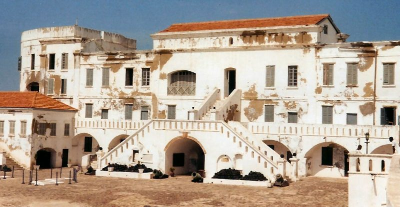 Cape-Coast-Castle